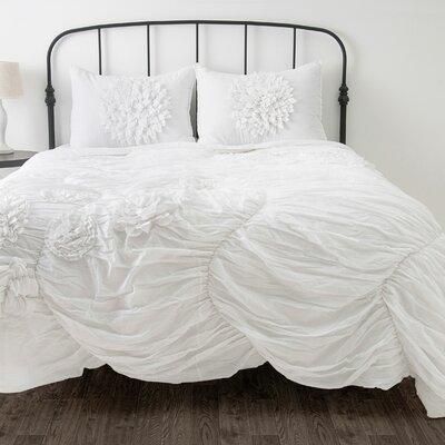 Charesa Comforter Set Size: King