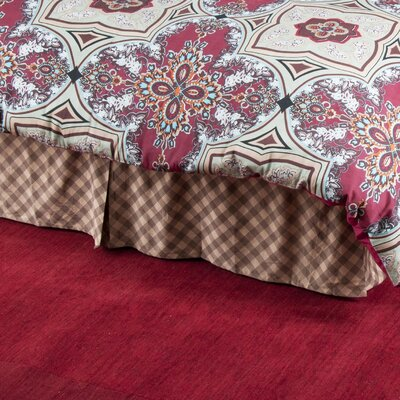 Breyona  Bed Skirt Size: King