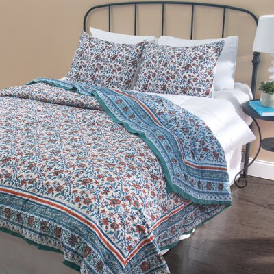 Dierdra Comforter Set Size: King