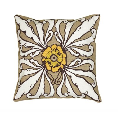 charitie cotton pillow cover color beige
