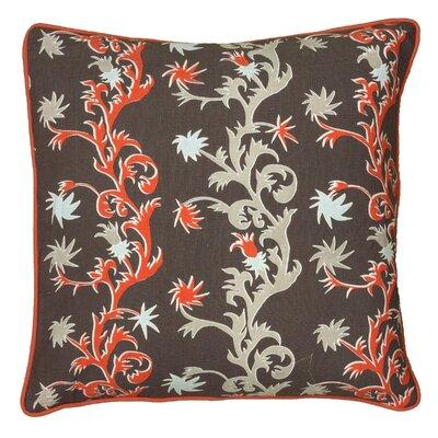 Cyntria  Pillow Cover Color: Gray
