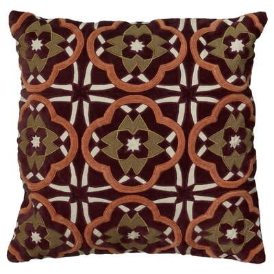 Cytia Cotton Throw Pillow
