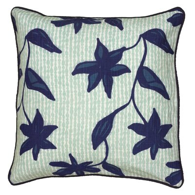 Dafne Cotton Throw Pillow
