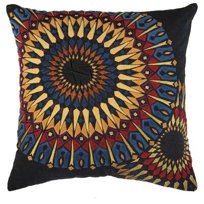 Dakini Pillow Cover Color: Black