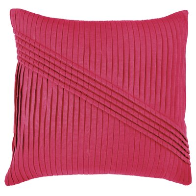 Dakira Throw Pillow Color: Hot Pink