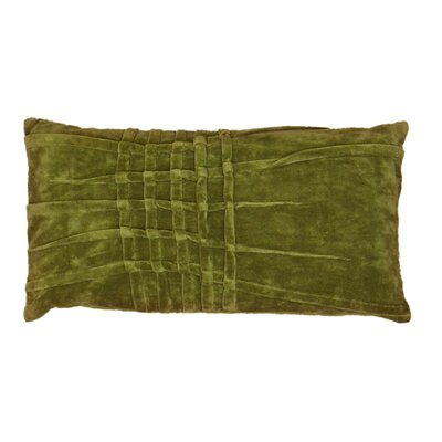 Dakoda  Pillow Cover Color: Green