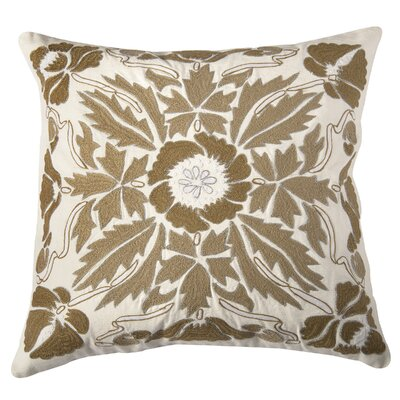 Dakoeta Throw Pillow Color: Gold