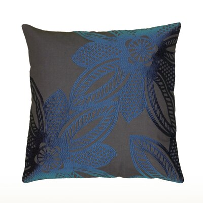 Dakshina Throw Pillow Color: Blue