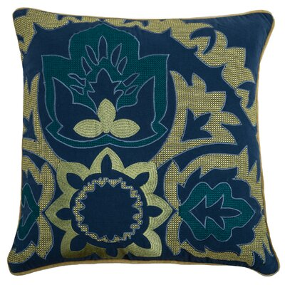 Charmion Cotton Throw Pillow