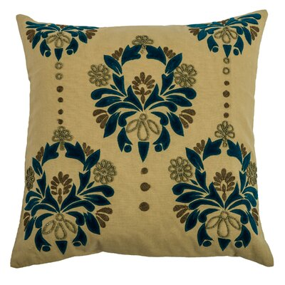 Charyanna  Cotton Throw Pillow