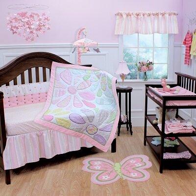 Wildon Home 11 Piece Crib Bedding Set