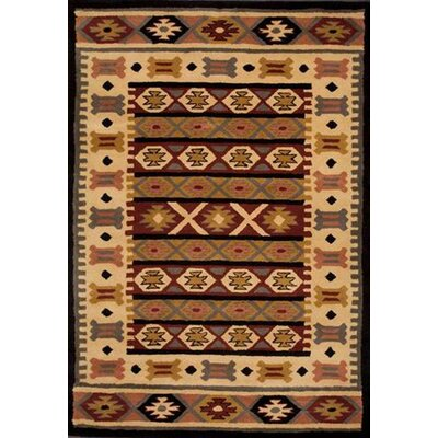 Southwest Hand-Tufted Area Rug Rug Size: 8 x 10