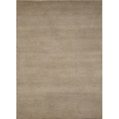 Henley Hand-Tufted Bisque Area Rug Rug Size: 5 x 8