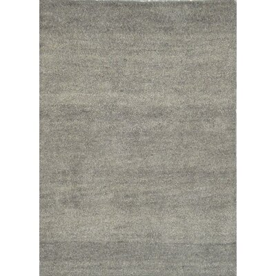 Henley Hand-Tufted Gray Area Rug Rug Size: 8 x 10