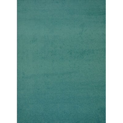 Henley Hand-Tufted Mint Area Rug Rug Size: 3 x 5