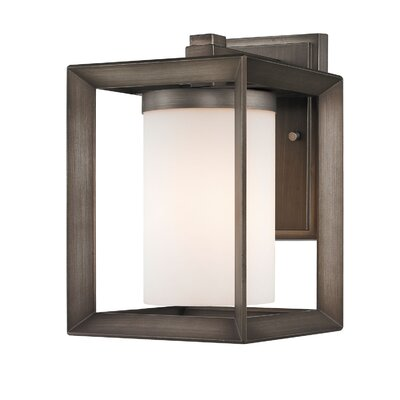 Reagon 1-Light Outdoor Sconce
