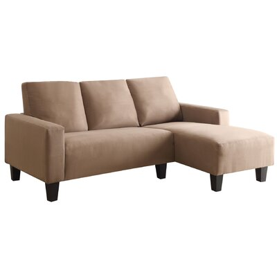 Wildon Home 611127  Right Hand Facing Sectional Sofa
