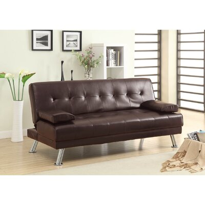 CST35661 26761711 CST35661 Wildon Home Contemporary Convertible Sofa