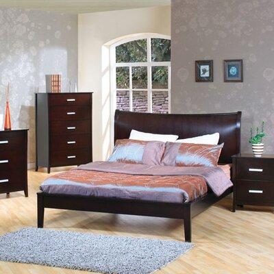 Hillsdale tiburon bentwood platform bedroom italian bedroom furniture for Wildon home bedroom furniture