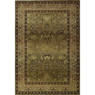 Generations Medium Beige Rug Rug Size: 23 x 45
