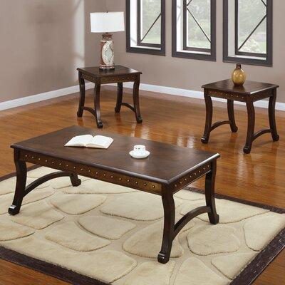 Belita 3 Piece Coffee Table Set