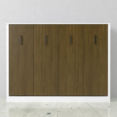 Nathan Murphy Bed Finish: American Oak