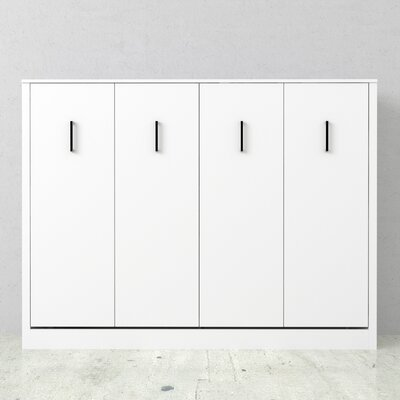 Nathan Murphy Bed Finish: White