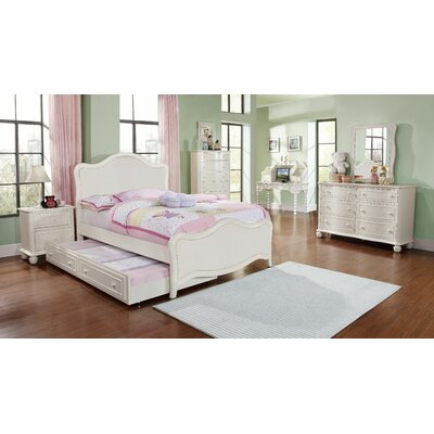 South Shore Panel Customizable Bedroom Set