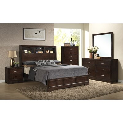 Tahoe Platform Configurable Bedroom Set