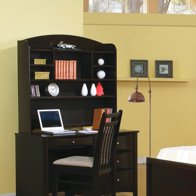 Tyann 42.5 H x 45.5 W Desk Hutch