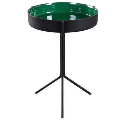 Bowl End Table