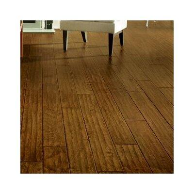 5 Engineered Hickory Hardwood Flooring in Light Chestnut