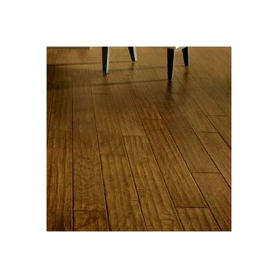 5 Engineered Hickory Hardwood Flooring in Spice Tint