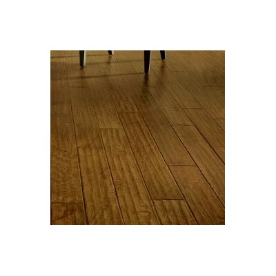 5 Engineered Hickory Hardwood Flooring in Tortoise Shell