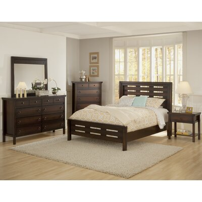 Hudson Valley Platform Bed Size: King