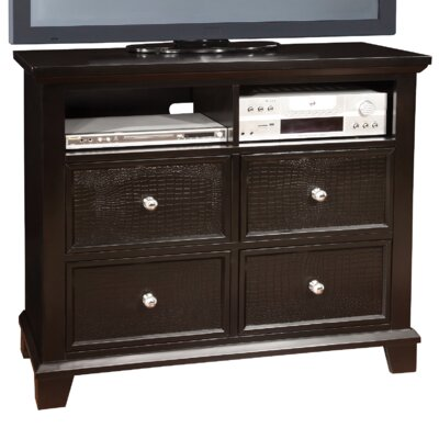 Kay 4 Drawer Media Chest