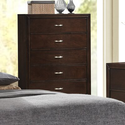 Tahoe 5 Drawer Chest