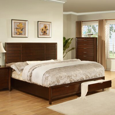Lancaster Panel Bed Size: Queen