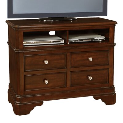 Bayliss 4 Drawer Media Chest