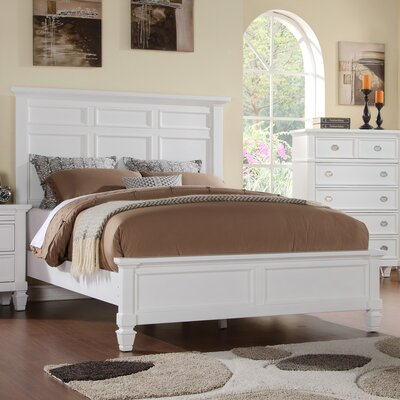Dolce Platform Bed Size: King