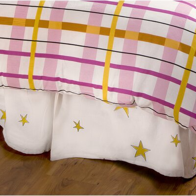 Kids 110 Thread Count Bed Skirt Size: Twin