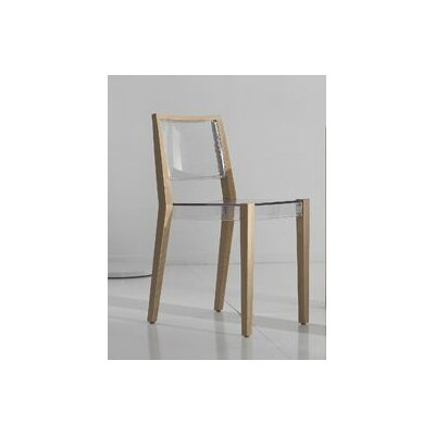 Insieme Solid Wood Dining Chair (Set of 2)