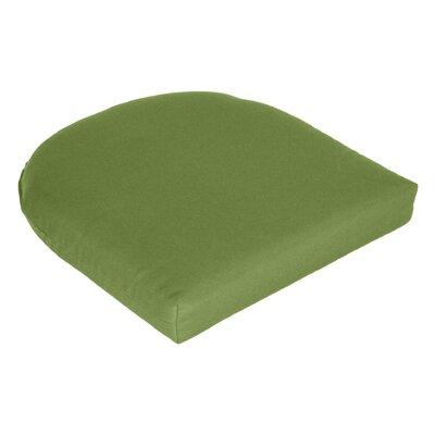 Outdoor Sunbrella Seat Cushion Fabric: Cilantro