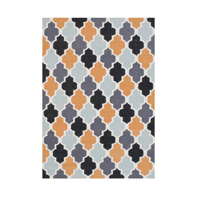 Allix  Hand-Tufted Gray Area Rug