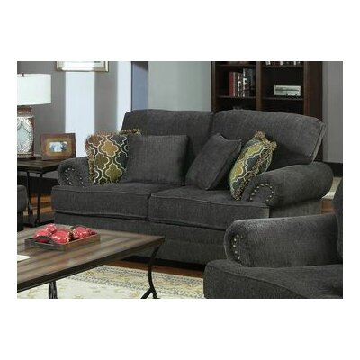 504402 CST12429 Wildon Home Crawford Loveseat