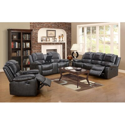 Wildon Home CST39282 Felton Living Room Collection