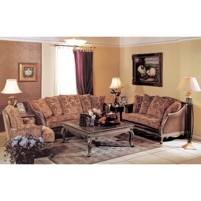Nicola Configurable Living Room Set