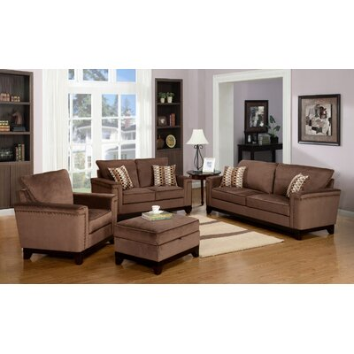 Opulence Configurable Living Room Set