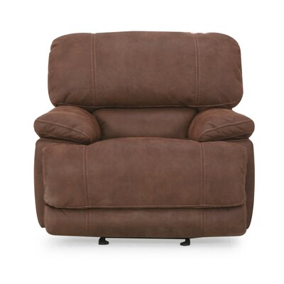 Rankin Power Recliner Upholstery: Driftwood