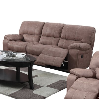 Banner Leather Reclining Sofa